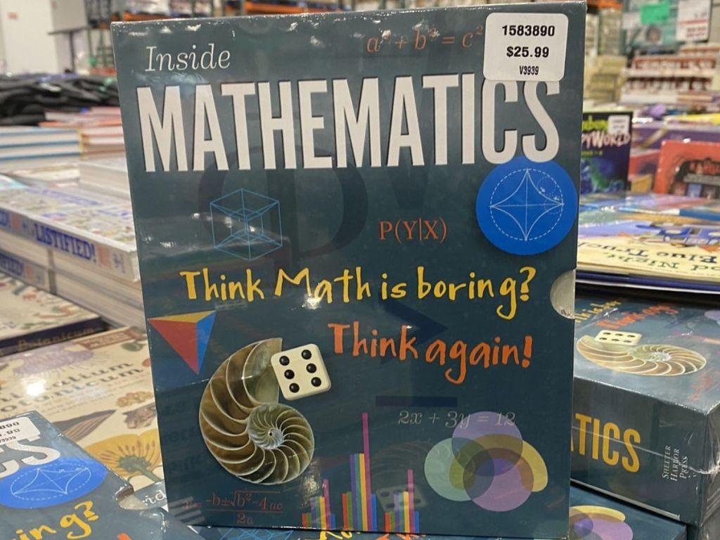 Inside Mathematics Book