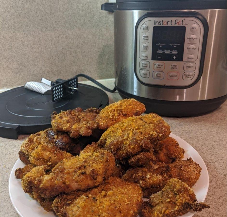 Instant Pot Air Fryer Lid