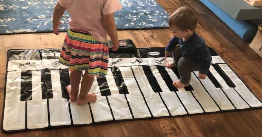 Jumbo Piano Mat