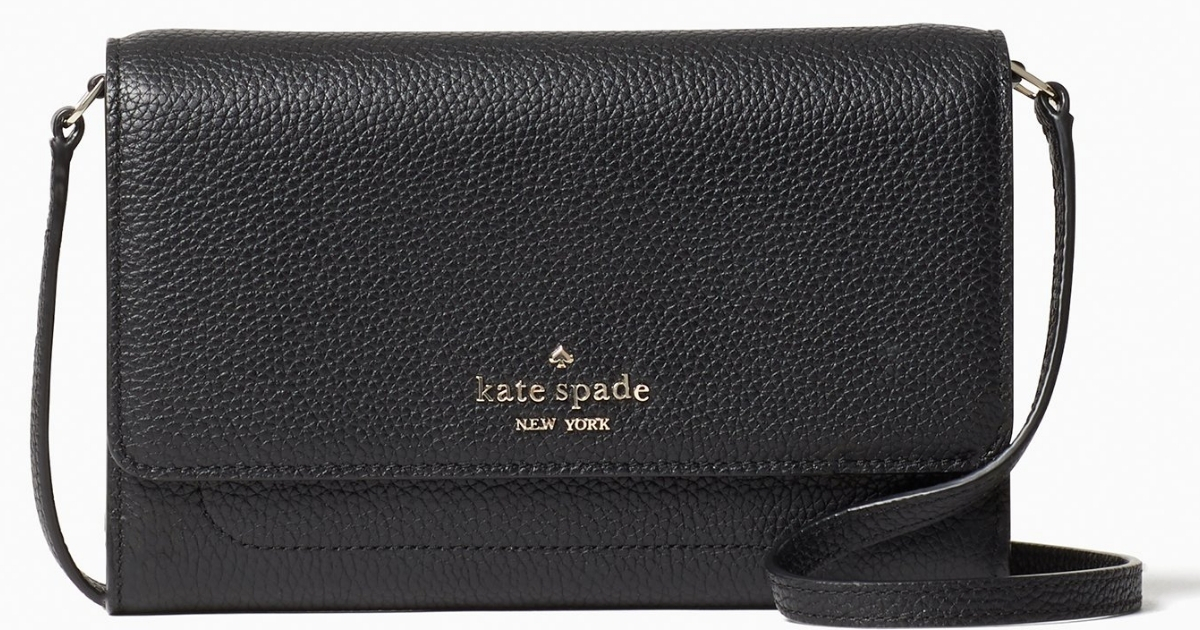 Kate Spade Harlow Wallet on a String