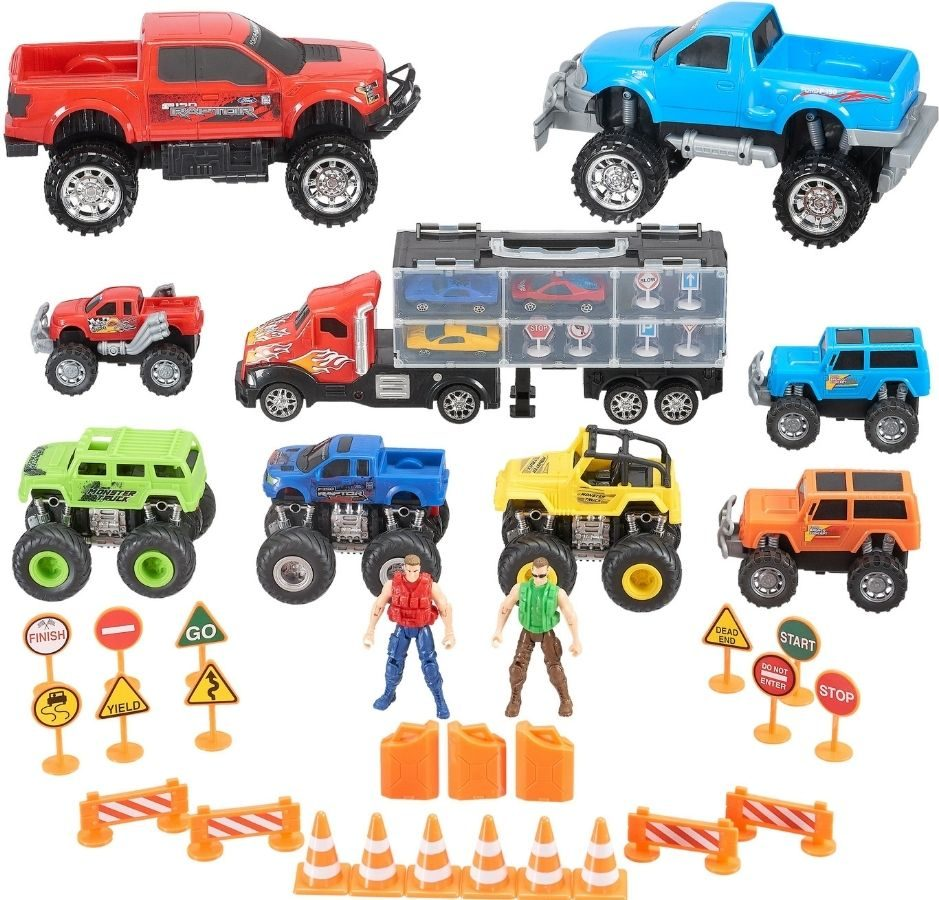 Kid Connection Cars Set