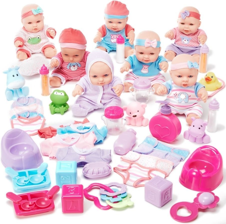 Kid Connection Baby Doll Set