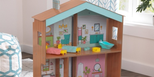 KidKraft Dollhouse w/ Accessories Only $22 (Regularly $80) + More Hot Clearance Toy Deals on Walmart.com