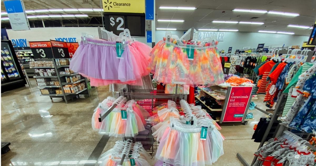 Kids Clothes at Walmart