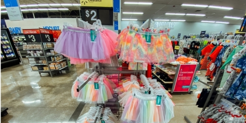 Baby & Kids Clearance Apparel from $2 at Walmart