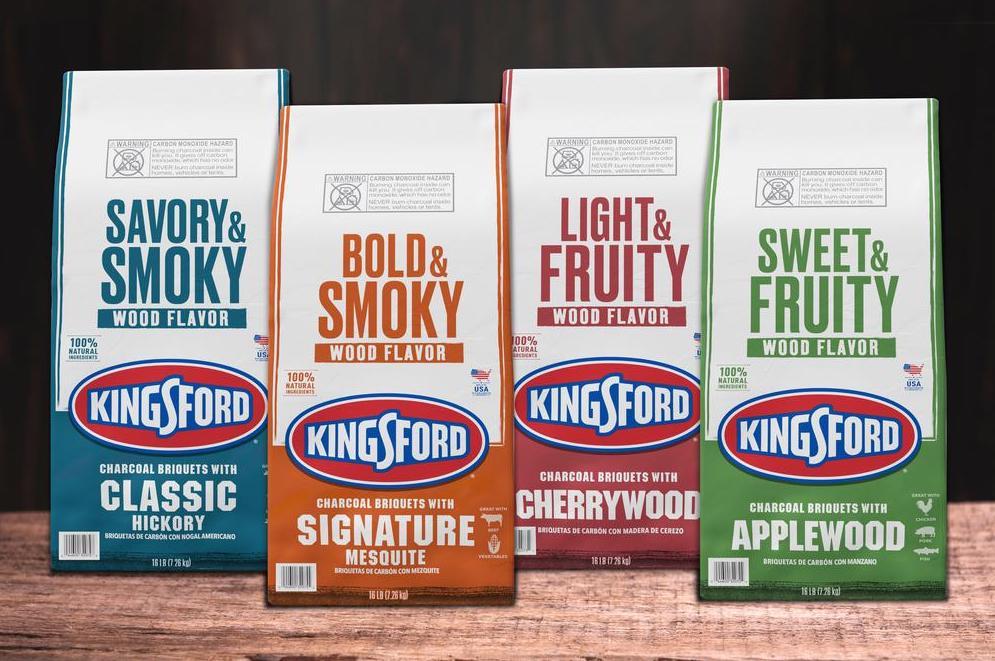 Kingsford Flavored Charcoal