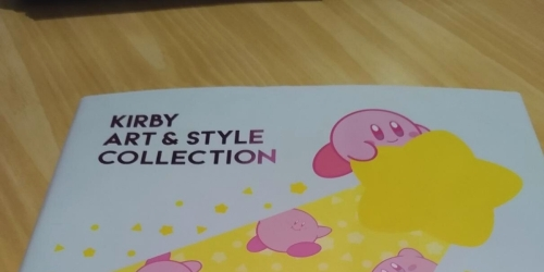 Kirby Art & Style Collection Hardcover Only $15 on Amazon (Regularly $30) + More Super Mario Book Deals