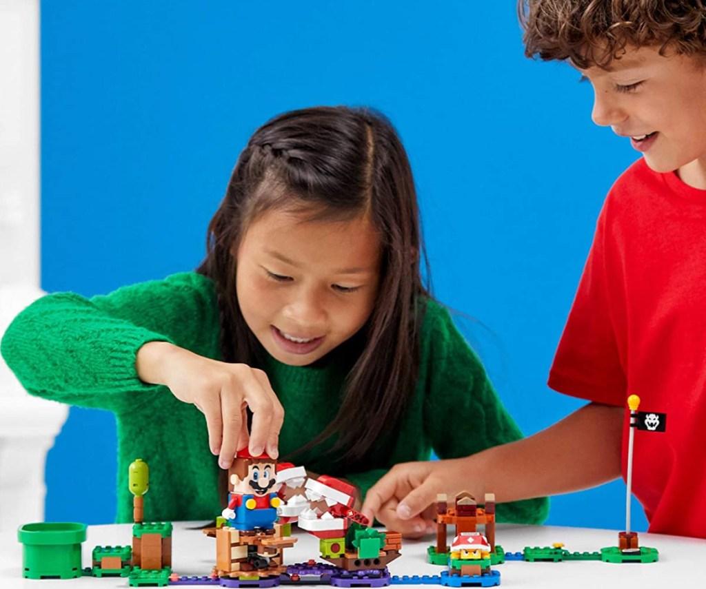 LEGO Super Mario Piranha Plant Expansion Set