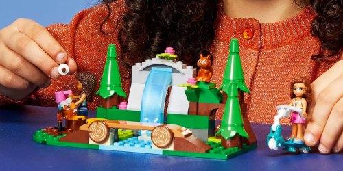 LEGO Friends Waterfall Building Set Only $6.49 on Walmart.com