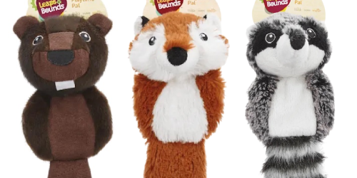 Leaps & Bounds Dog Toys from $1.23 on Petco.com (Regularly $9)
