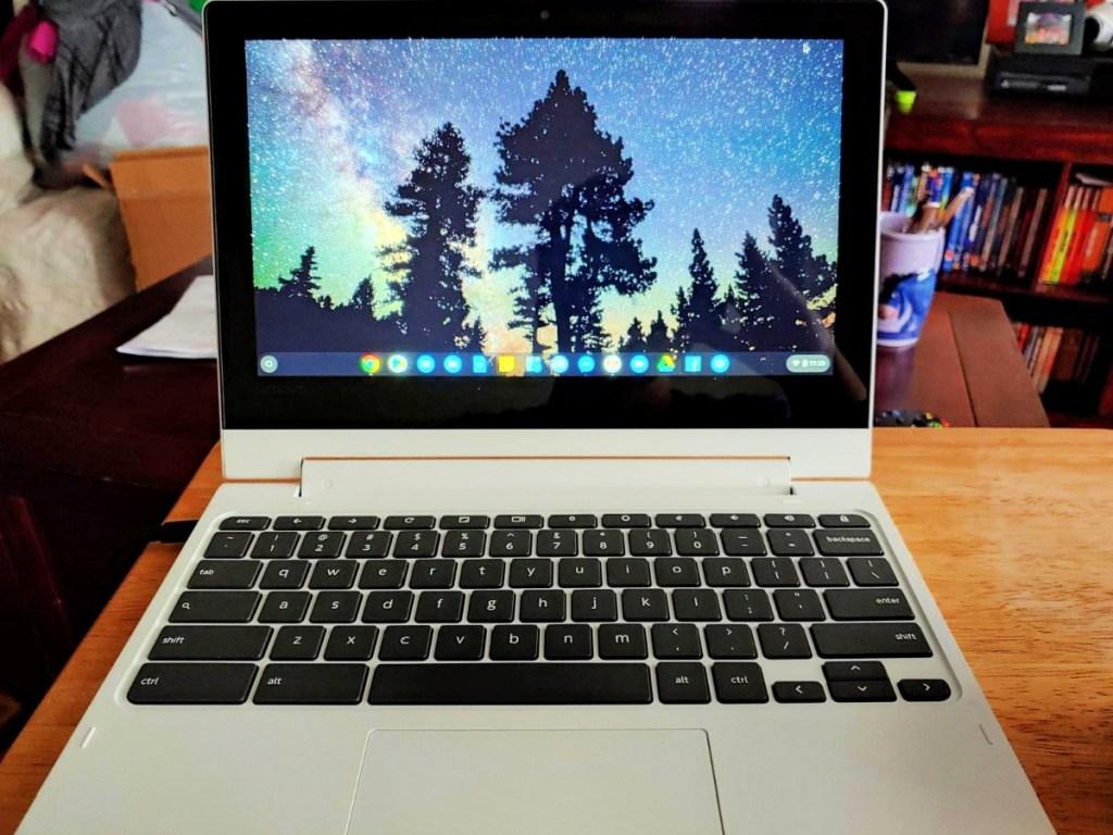 "Lenovo Chromebook Flex 3 11"" 2-in-1 Convertible Laptop"