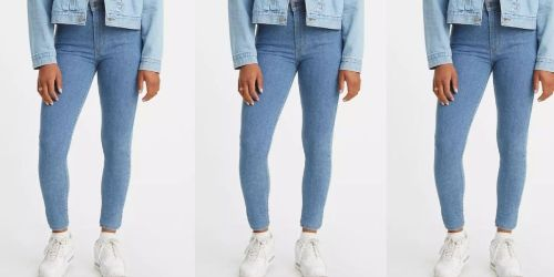 Levi's Women's Super Skinny Jeans Only $20.85 on Amazon (Regularly $70)