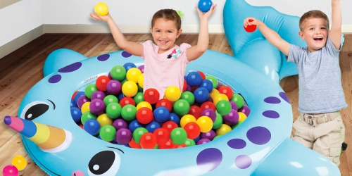 Little Tikes 2-in-1 Pool & Ball Pit Play Center Only $9.59 on Walmart.com   Includes 10 Balls
