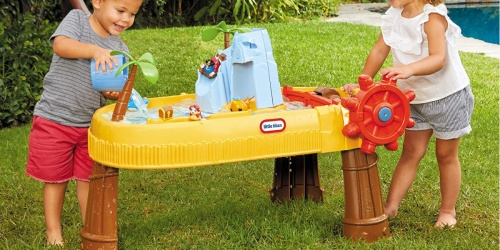 Little Tikes Island Wavemaker Water Table Only $44.88 Shipped on Amazon (Regularly $73)