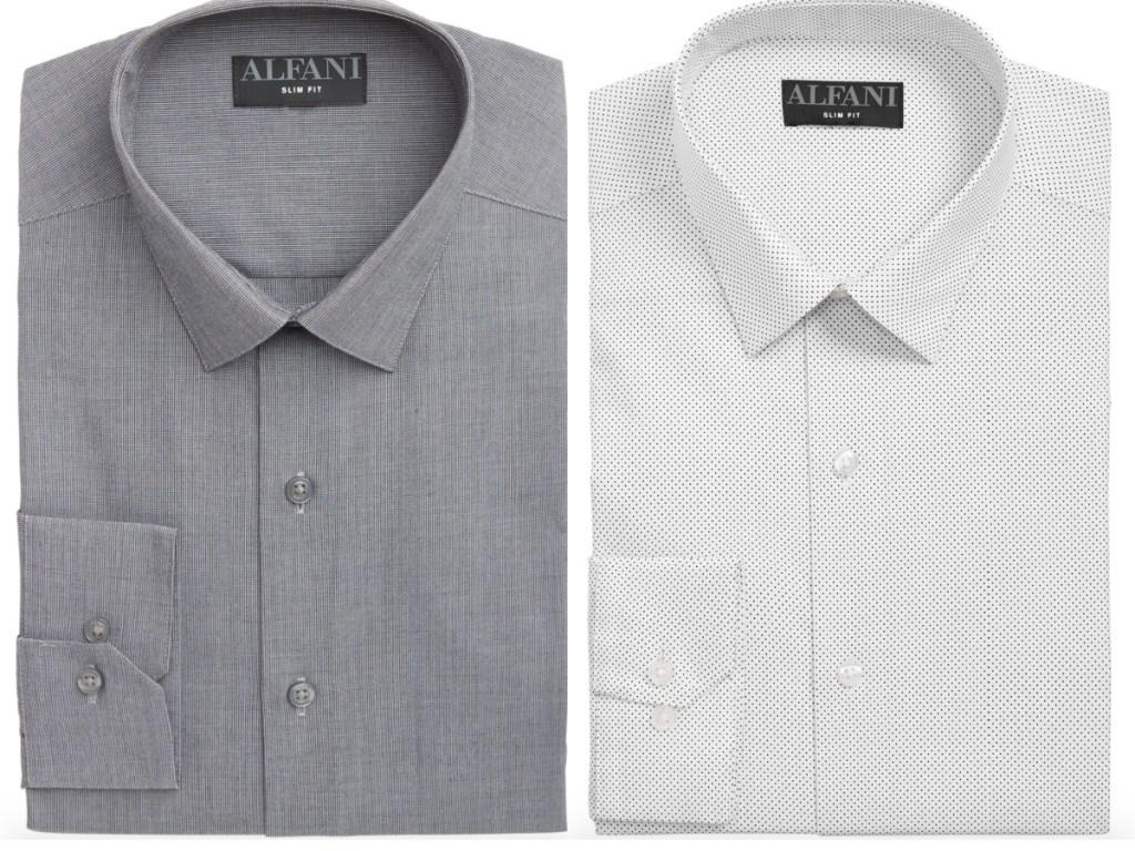 men's dress shirts at macy's