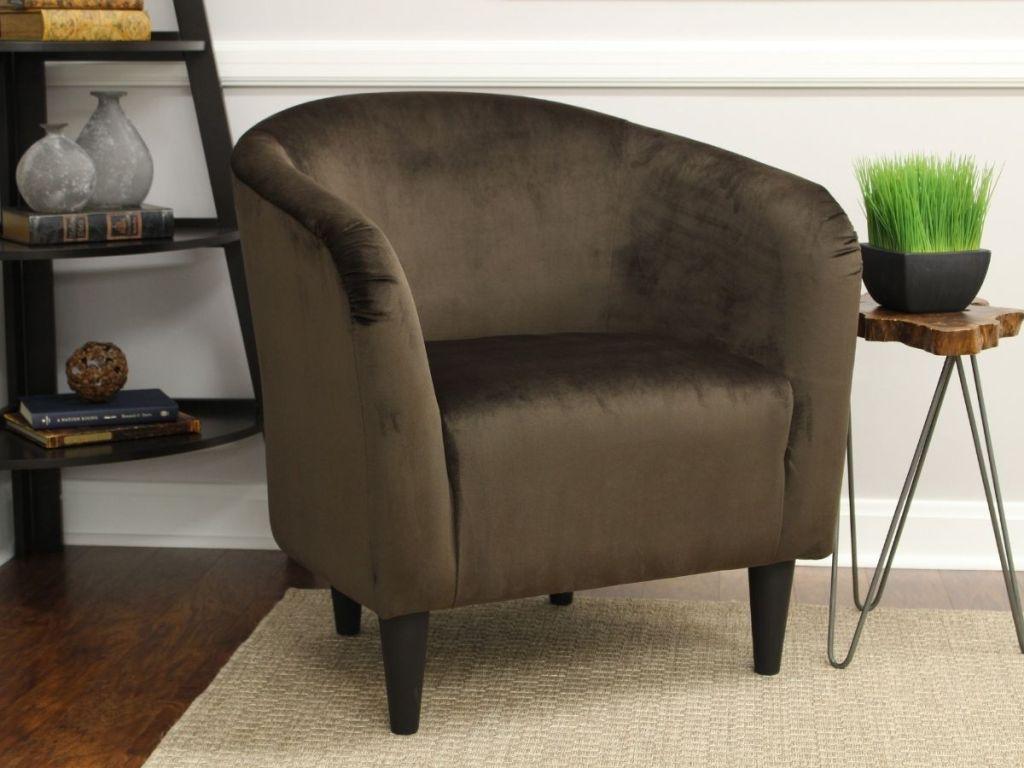Mainstays Bucket Chair