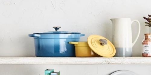 Up to 60% Off Martha Stewart Kitchen Items on Macys.com   Dutch Oven Just $63.99 Shipped (Regularly $160)