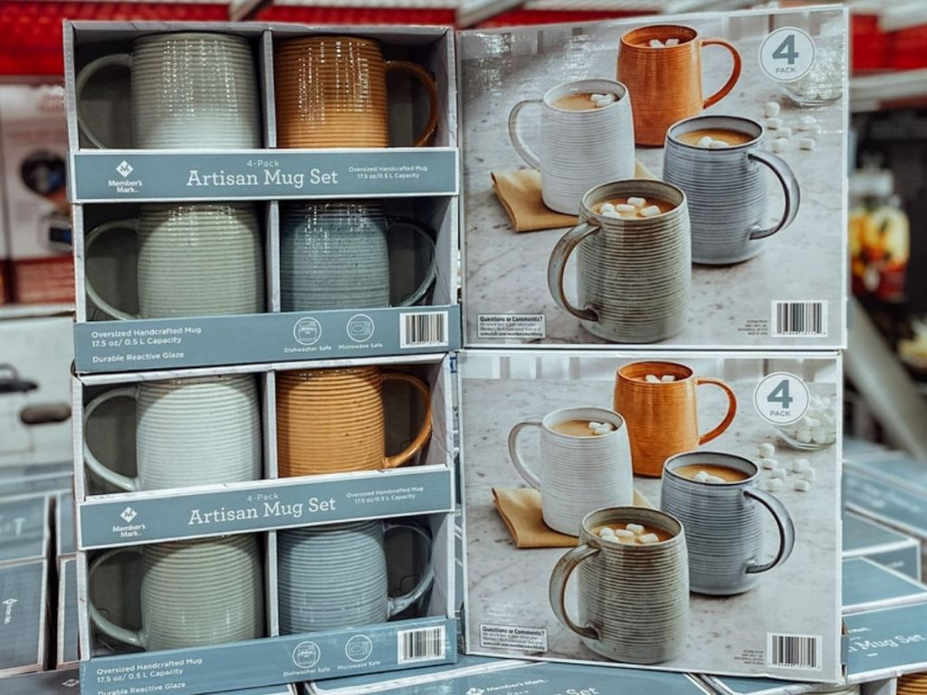 Member's Mark Mug Set