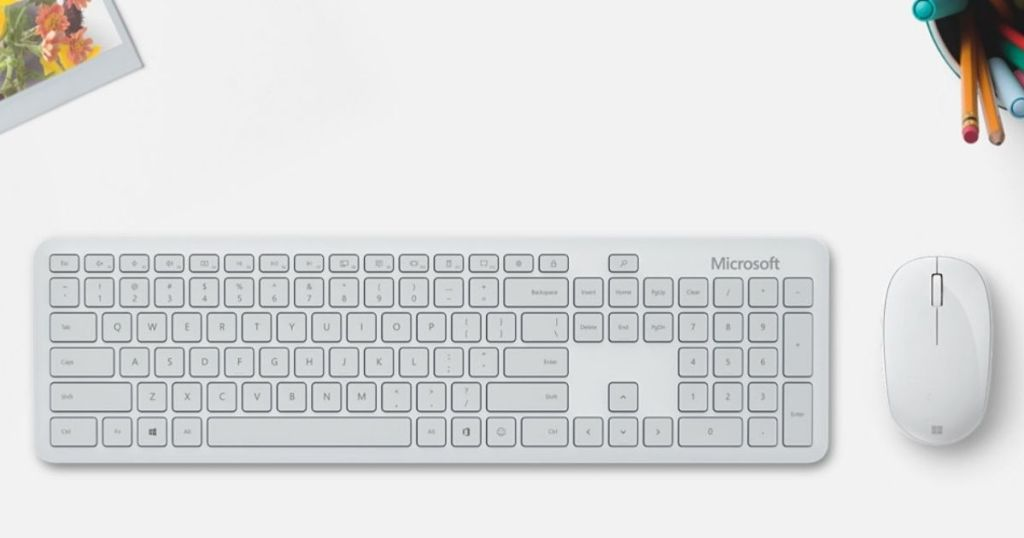 Microsoft Keyboard and Mouse