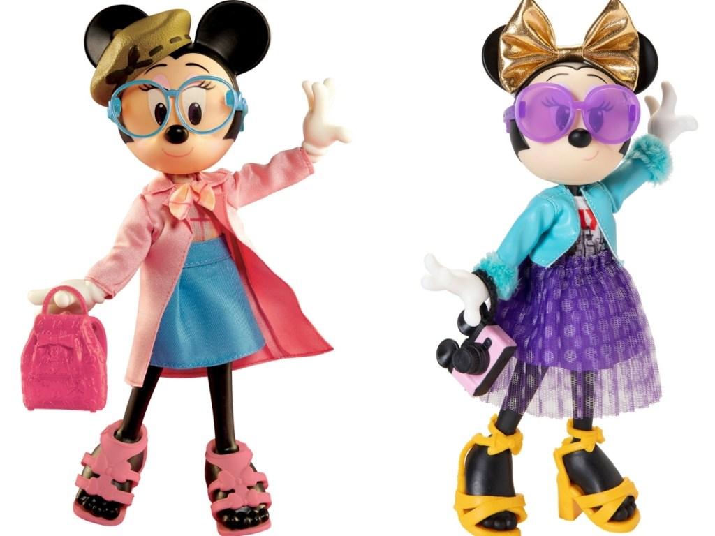 Minnie Mouse Fashion Dolls at Walmart