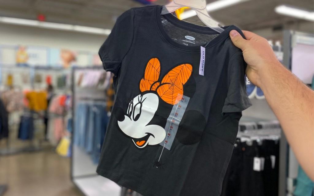 Minnie Mouse Halloween tee