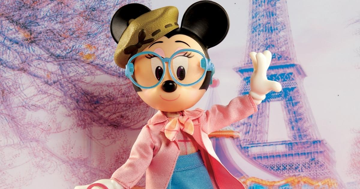 Minnie Mouse Très Chic Premium Fashion Doll