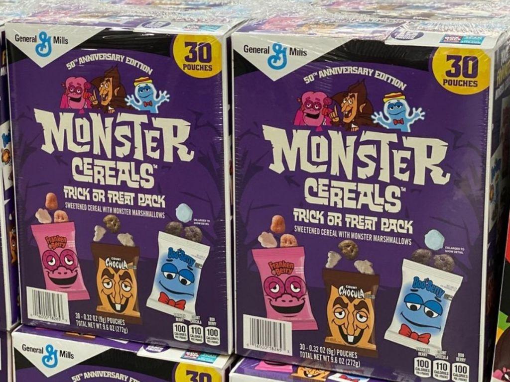 GM Monster Cereals 30-count