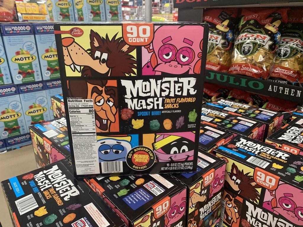 Monster Mash Fruit Snacks