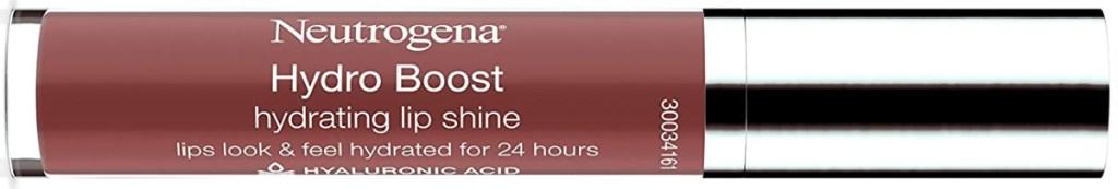 Neutrogena Hydro Boost Moisturizing Lip Gloss in Pink Mocha Color