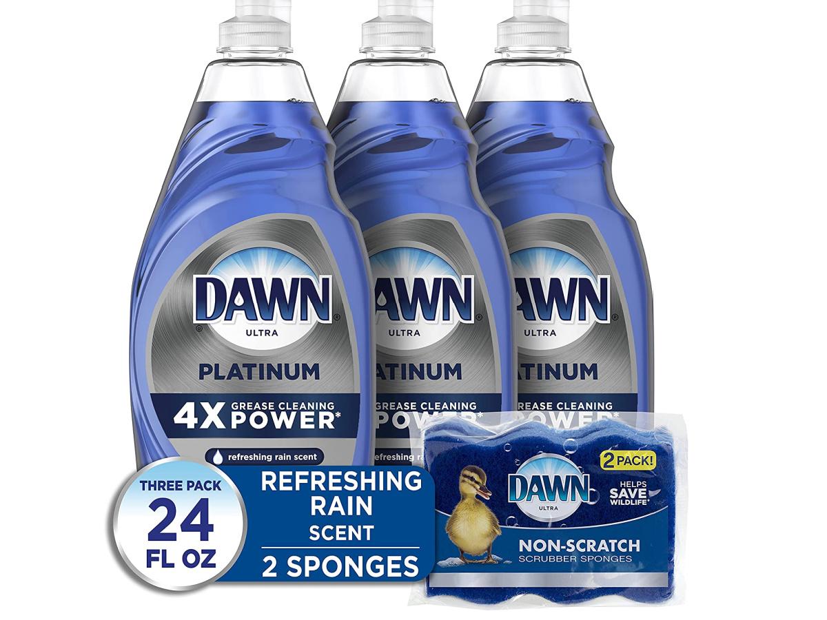New Dawn Dish soap 3 pack (1)