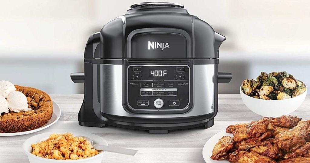 Ninja Foodi Pressure Cooker 5 quart