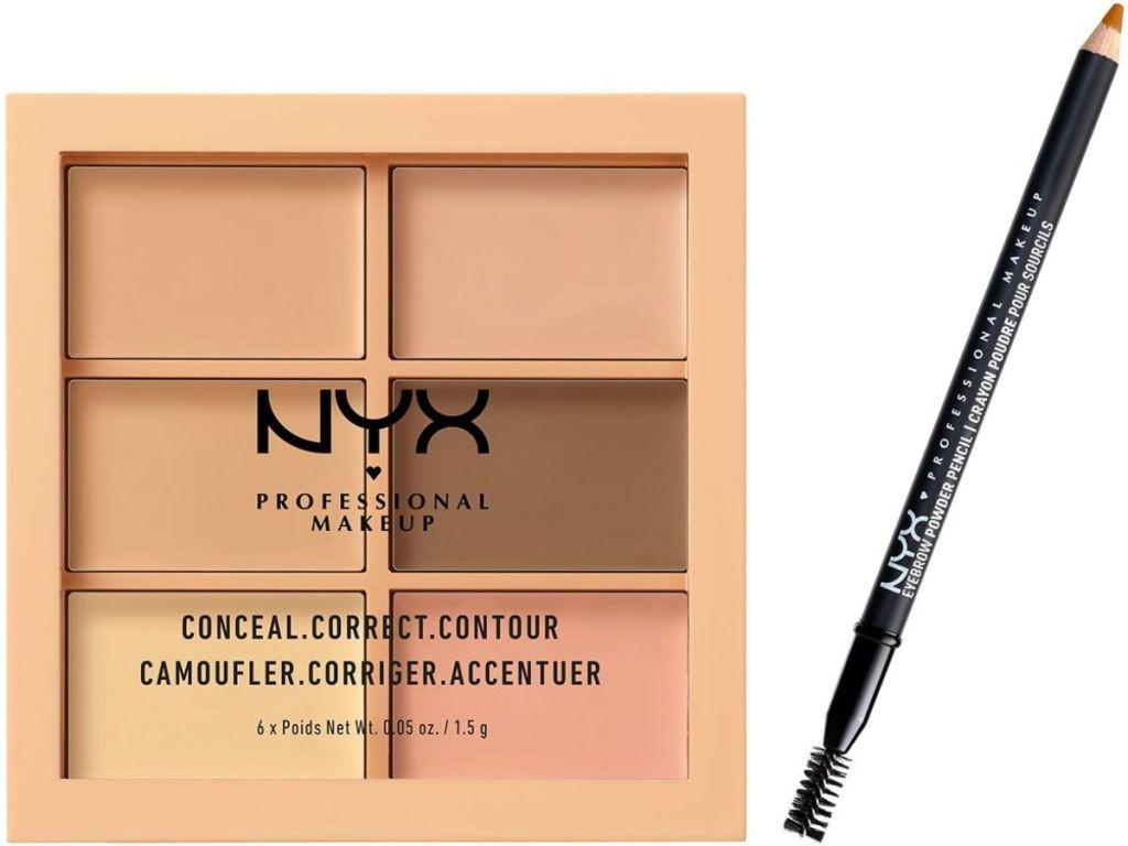 Nyx makeup