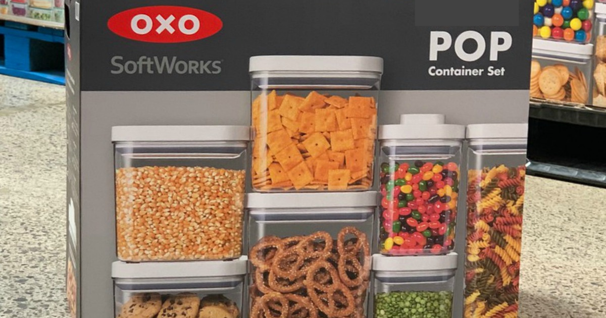 OXO-Pop-Container-Set