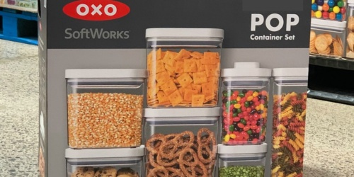 OXO 9-Piece POP Container Set Just $52.98 Shipped on Costco.com (Regularly $100)
