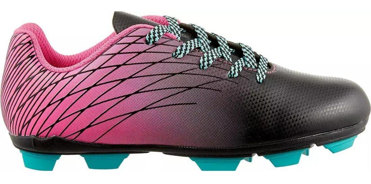 pink ocala soccer cleats girls