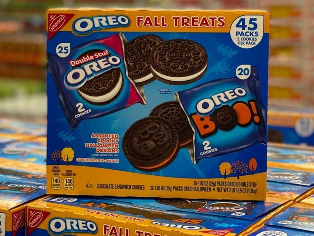 Oreo Fall Treats