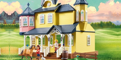 Up to 30% Off PLAYMOBIL Toy Sets