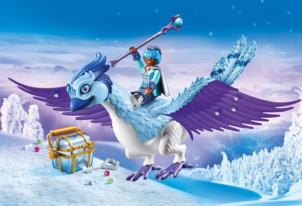 toy phoenix and rider