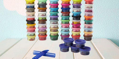 Play-Doh Ultimate Color Collection 65-Pack Only $13 on Walmart.com (Regularly $20)