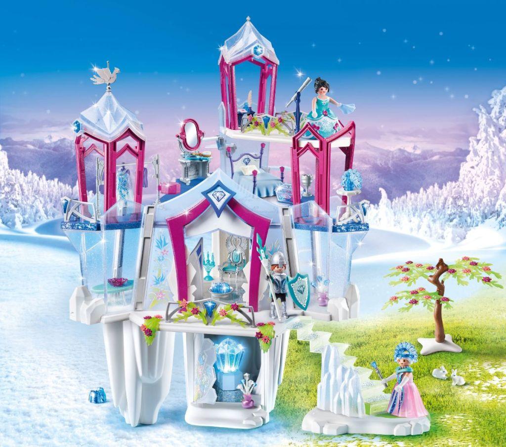 Playmobil Crystal Palace set