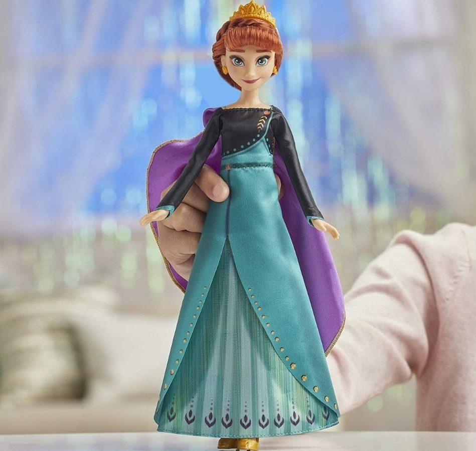 Princess Anna Frozen Doll