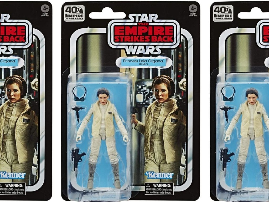 Princess Leia The Empire Strikes Back Star Wars Figure