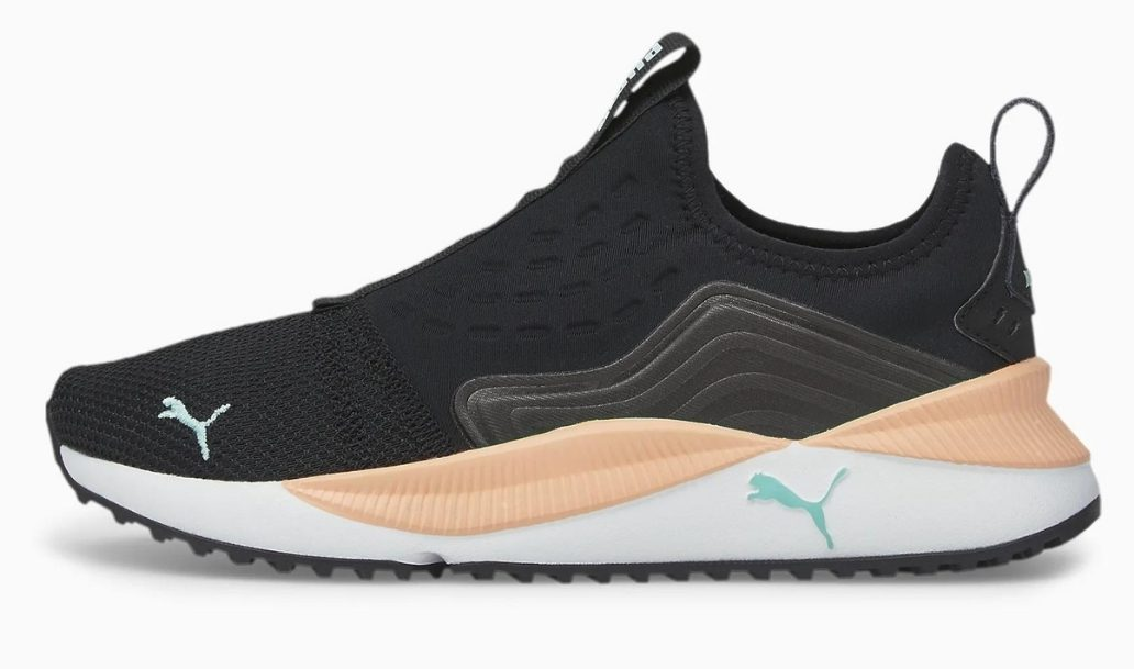 puma pacer future slip on sneakers girls