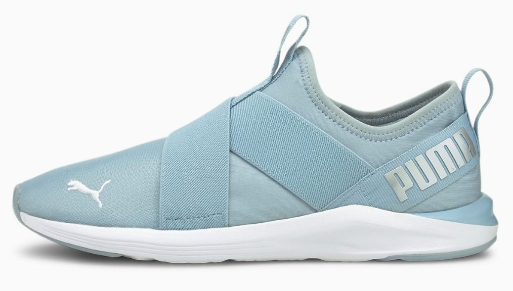 women's slip-on pastel shoes from puma