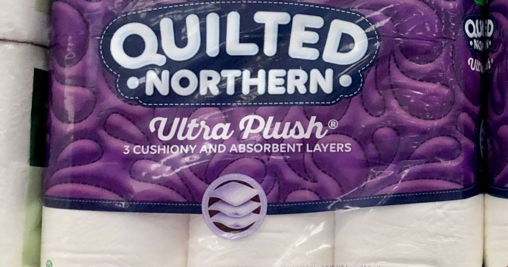 Quilted Northern Toilet Paper