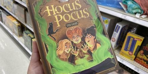 Ravensburger Disney Hocus Pocus Game Only $11.99 on Amazon or Target.com (Regularly $20)