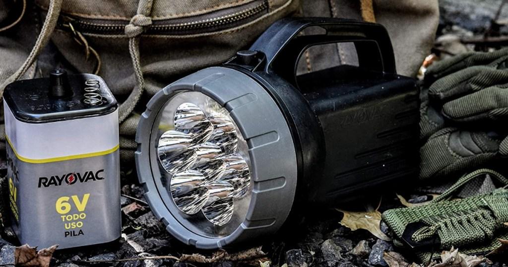 Rayovac Flashlight Lantern