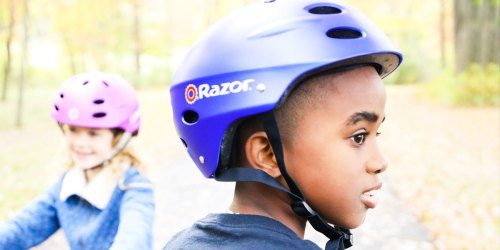 Razor Kids Helmets from $8.47 on Amazon (Regularly $15)