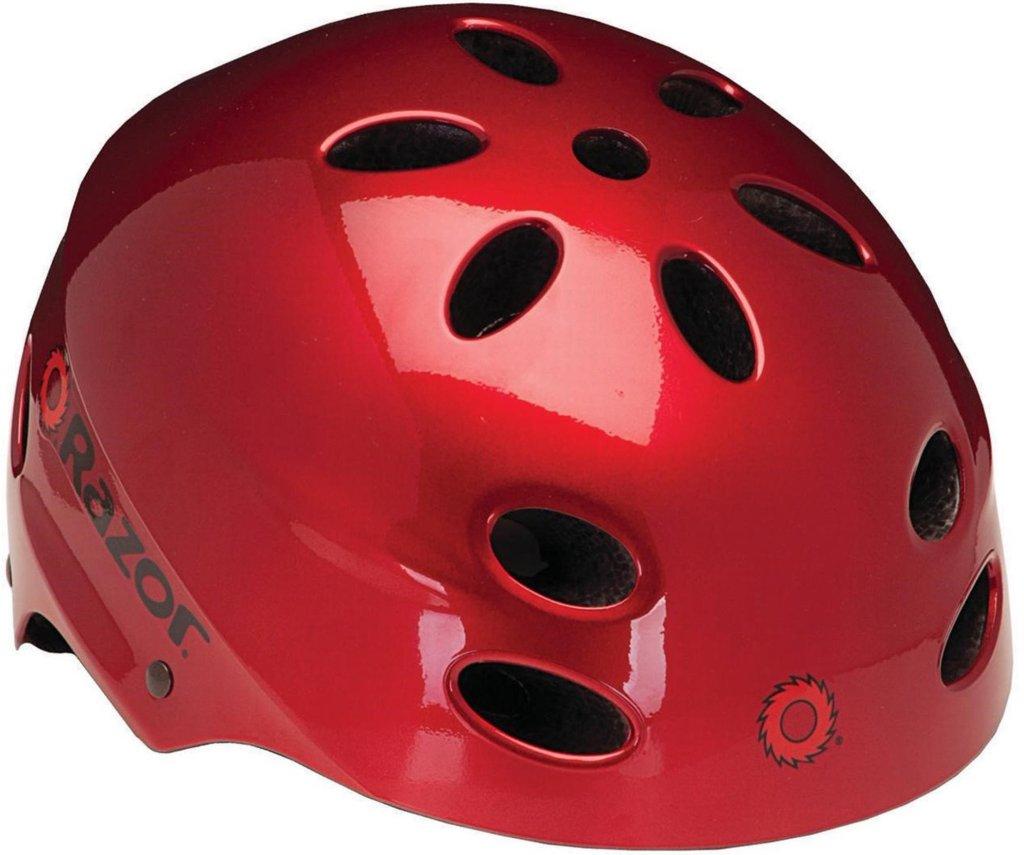 Razor Helmet V17 Red