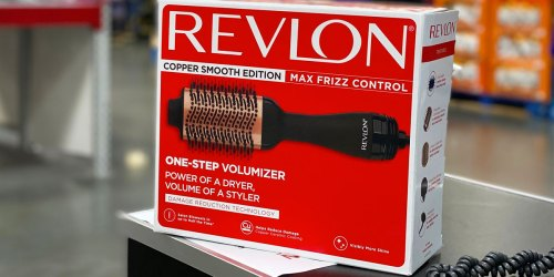 Revlon One-Step Hair Dryer & Volumizer Only $34.98 Shipped for Sam's Club Members